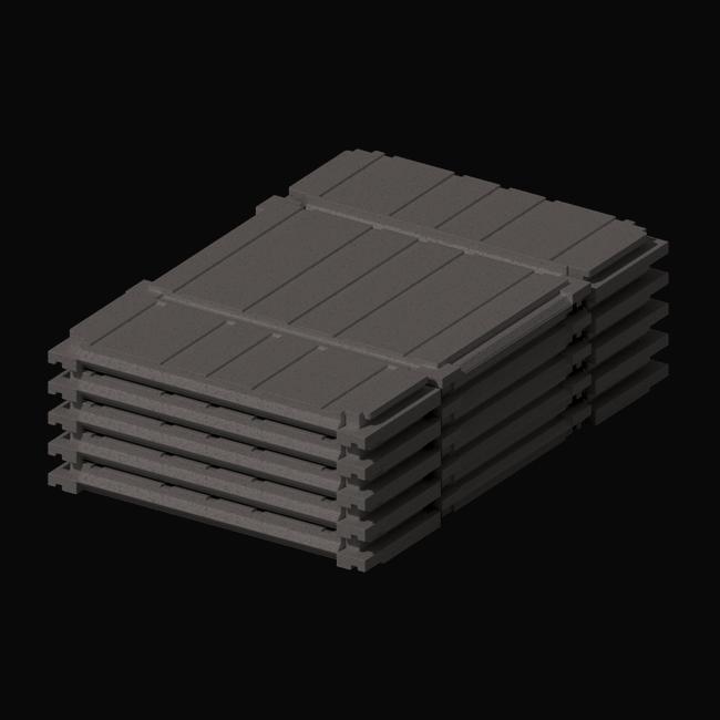 Hybrid Box Flat