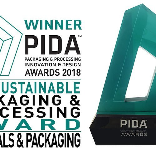 PIDA Award Winner 2018